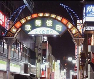 歌舞伎町さくら通り