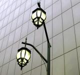 トキ新街路灯